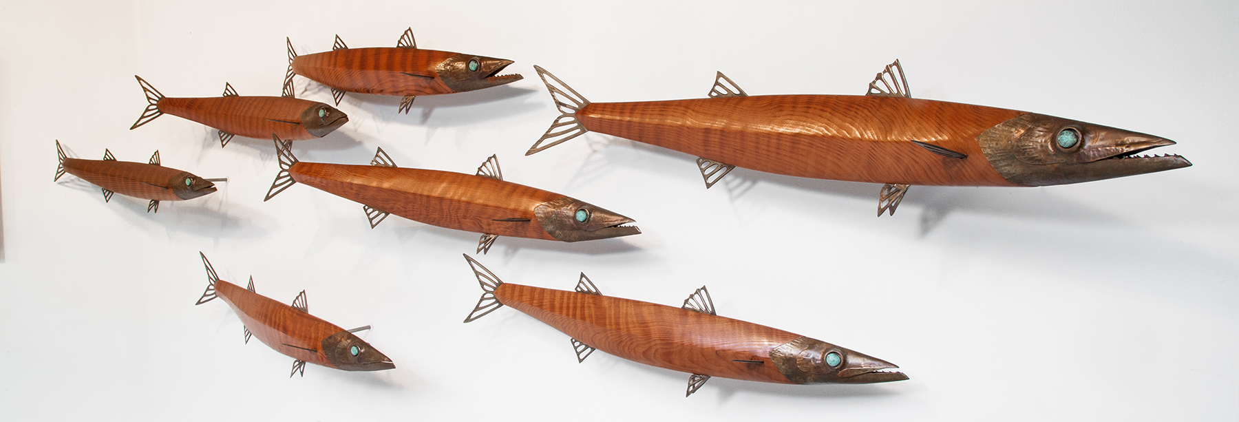 fish sculpture for sale
