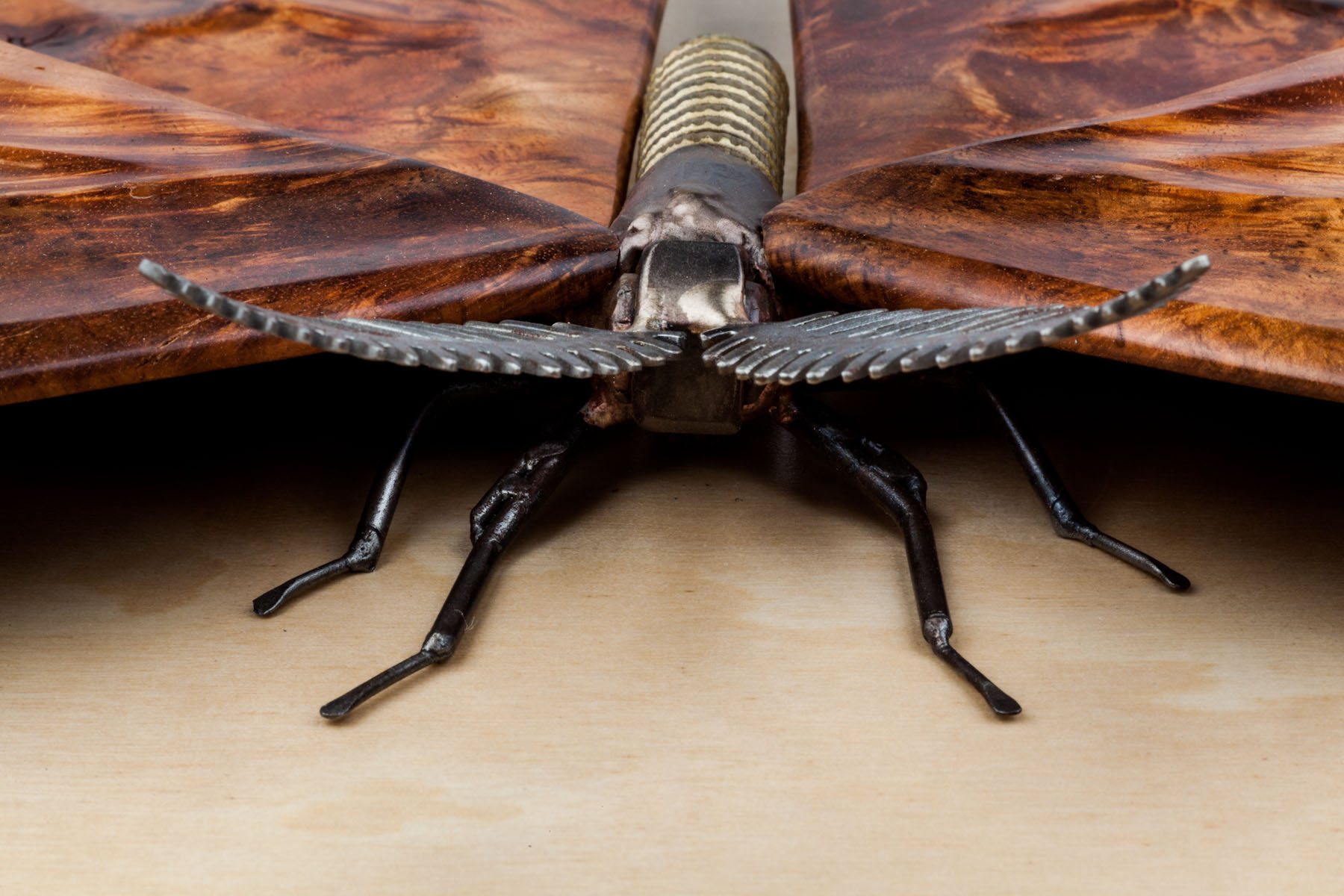 insect sculptor