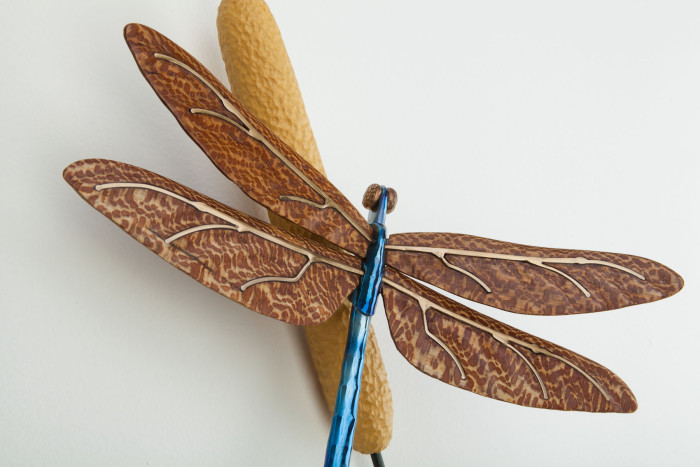 butterfly wall art sculpture