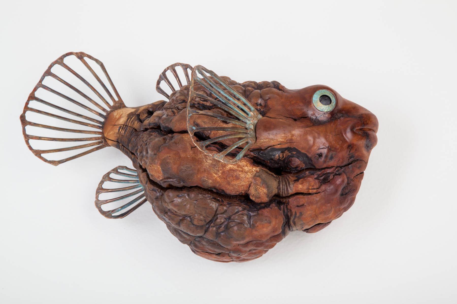 fish sculpture for sale